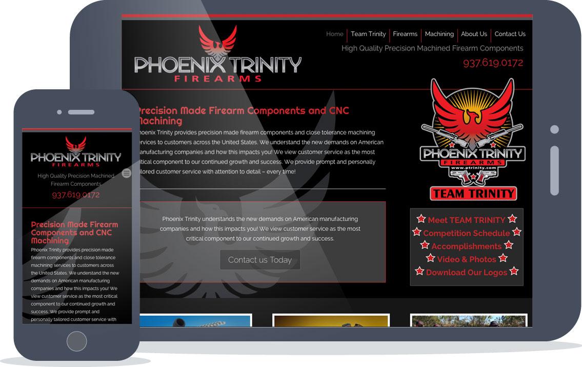 phoenix trinity responsive